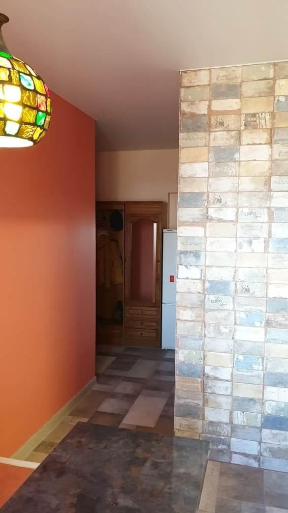 Барвиха 30, коридор из кухни