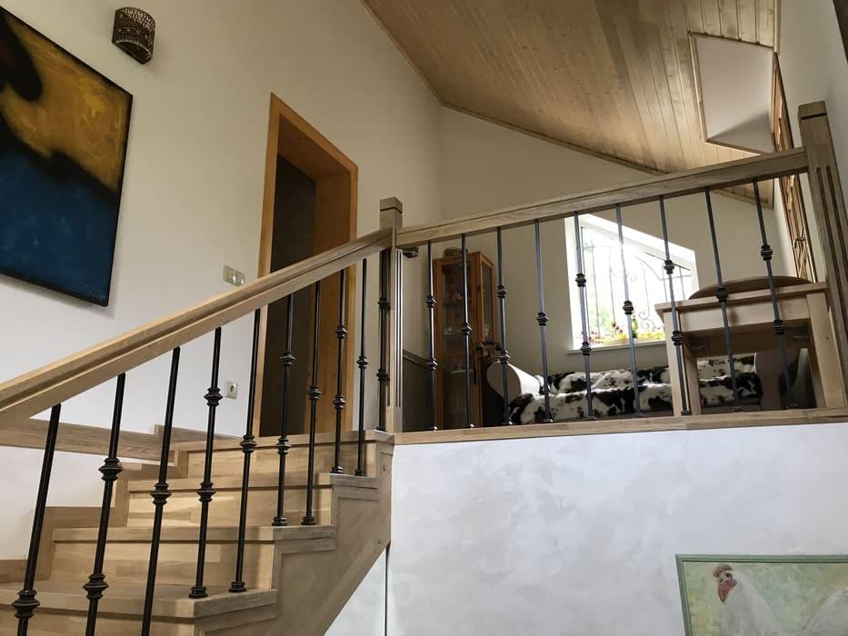Объект дом 296м2 фото лестница 1