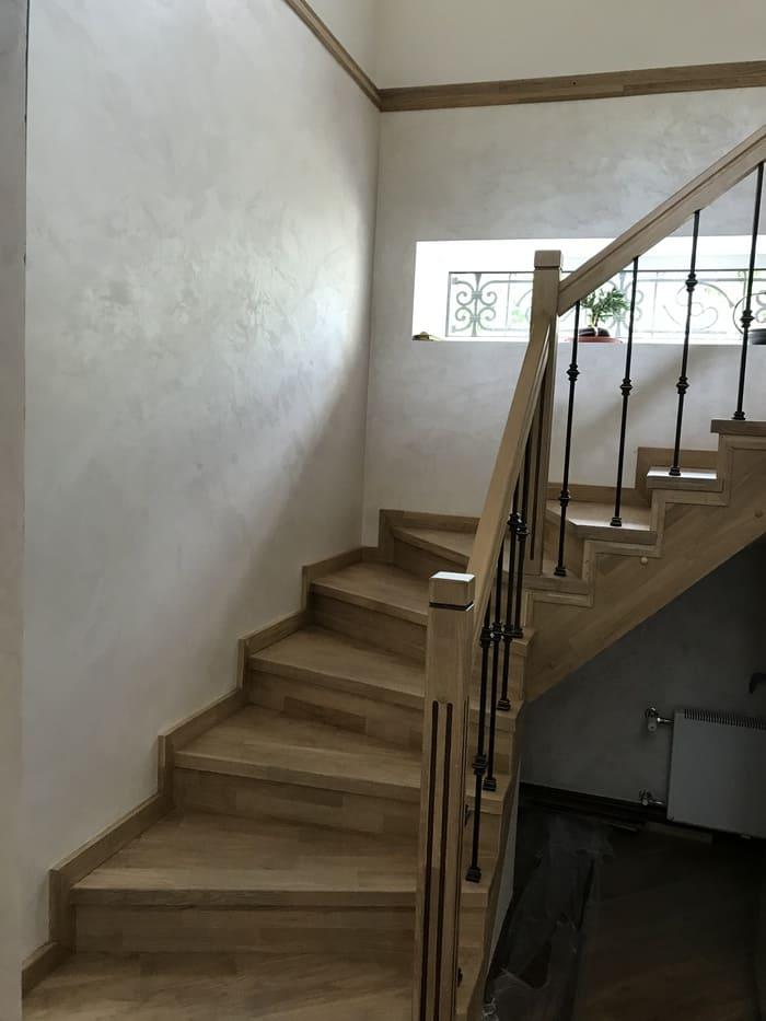 Объект дом 296м2 фото лестница 3