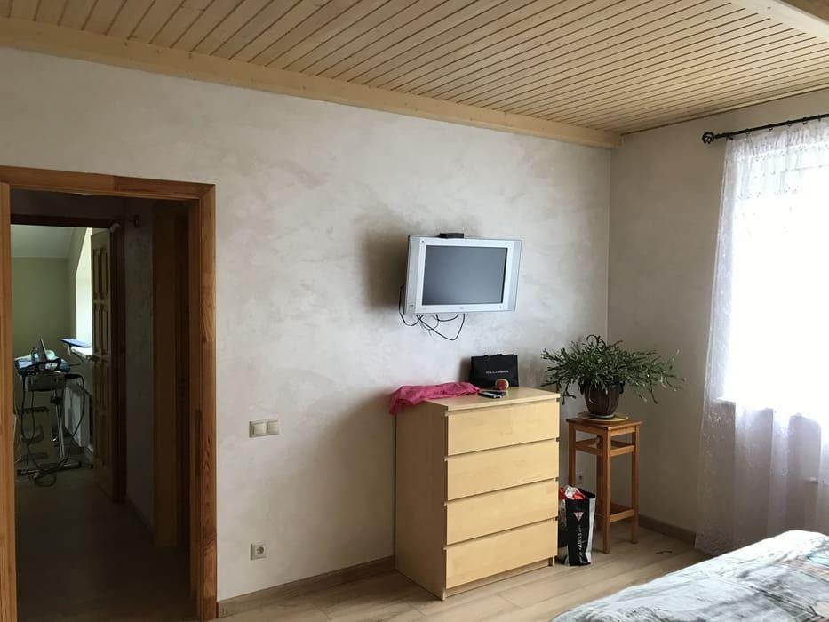 Объект дом 296м2 фото маленькая спальня 2