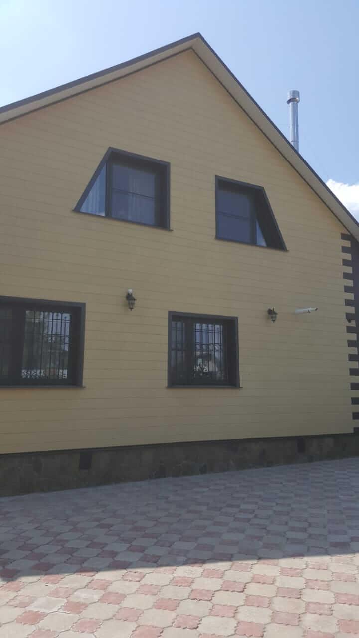Дорохово, фасад дома фото 2