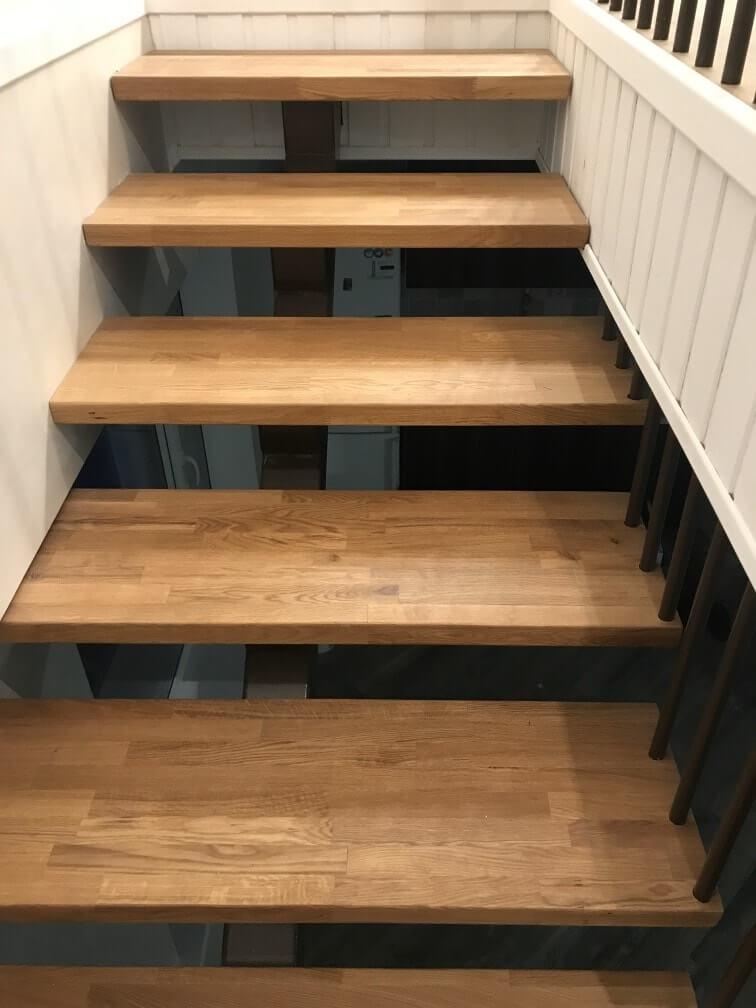 Дом 50м2 лестница фото 3